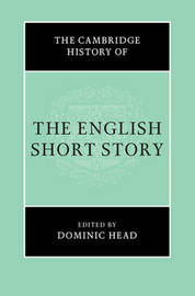 The Cambridge History of the English Short Story image