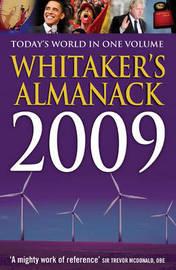 Whitaker's Almanack 2009 by Joseph Whitaker