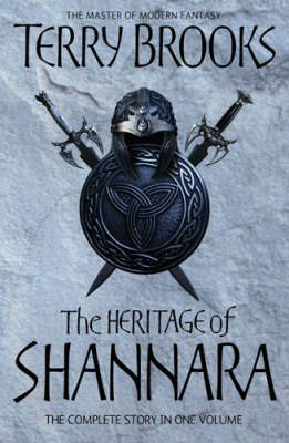 The Heritage of Shannara Omnibus (Heritage of Shannara) by Terry Brooks