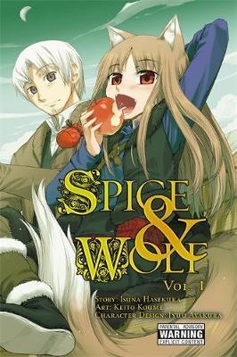 Spice and Wolf, Vol. 1 (manga) by Kiyohiko Azuma image