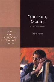 Your Sun, Manny by Marie Harris image