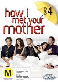 How I Met Your Mother - Season 4 on DVD