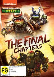 TMNT - The Final Chapters on DVD