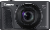 Canon SX730HS 20MP 40X Zoom Black Digital Camera