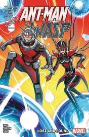 Ant-man And The Wasp: Lost And Found by Mark Waid