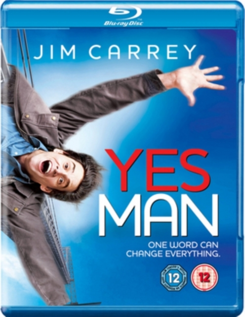 Yes Man on Blu-ray