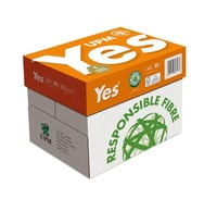 YES A4 80GSM White Photocopy Paper - Box (5 Reams)