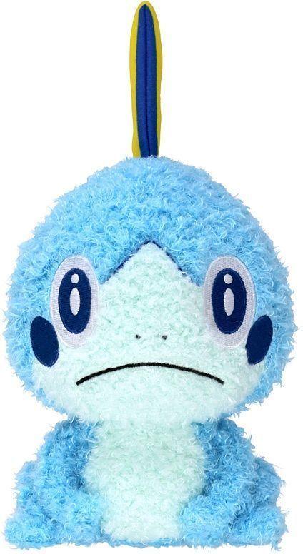 Pokemon: Sobble - Mokomoko Plush