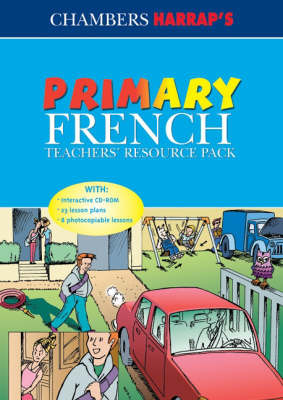 Primary French by . Chambers image