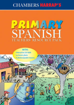 Primary Spanish by . Chambers image