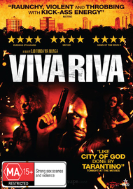 Viva Riva on DVD