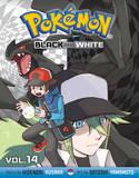 Pokemon Black & White: 14 by Hidenori Kusaka