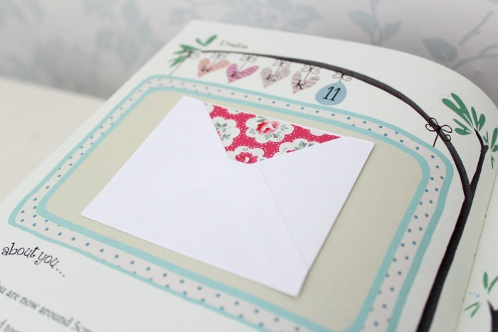 Bump to Birthday: Pregnancy & First Year Journal by from you to me image