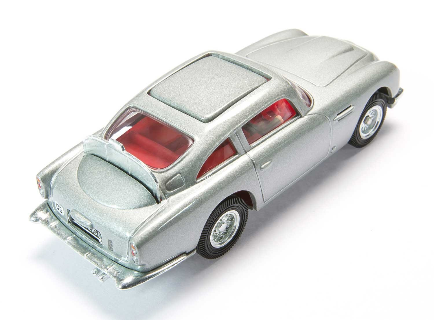 1/43 James Bond Aston Martin DB5 (Silver) image