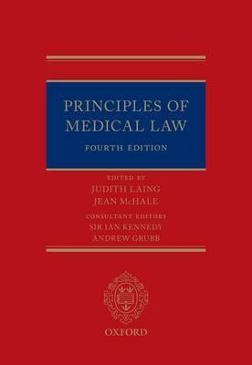 Principles of Medical Law image