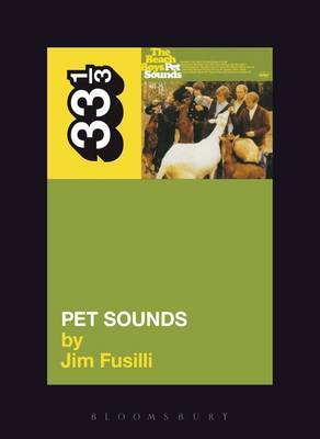 The Beach Boys Pet Sounds by Jim Fusilli image