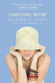 Something, Maybe by Elizabeth Scott image