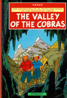 Valley of Cobras by Herge