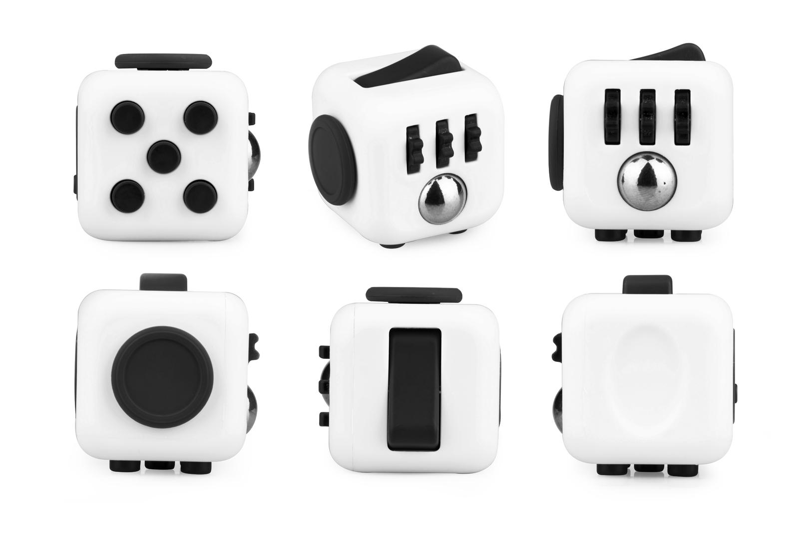 Antsy Labs Fidget Cube (Series 1, Dice) image