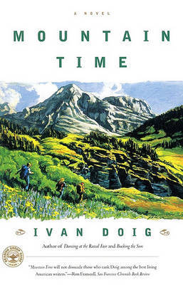 Mountain Time by Ivan Doig image