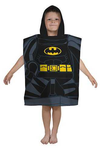 Lego Batman Hooded Poncho