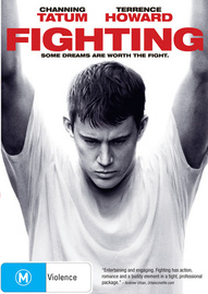 Fighting on DVD image