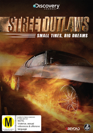 Street Outlaws: Small Tires, Big Dreams on DVD
