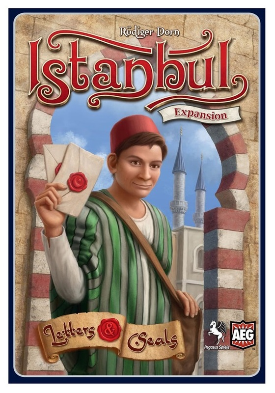 Istanbul: Letters & Seals - Expansion