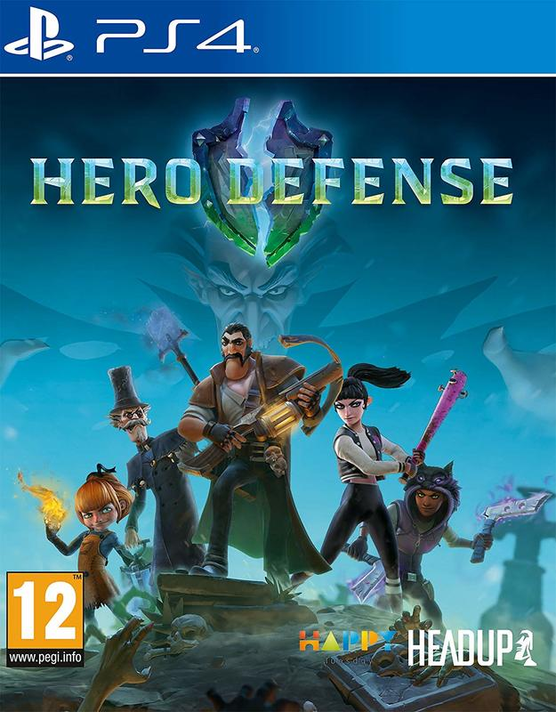 Hero Defense for PS4