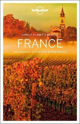 Lonely Planet Best of France by Lonely Planet image
