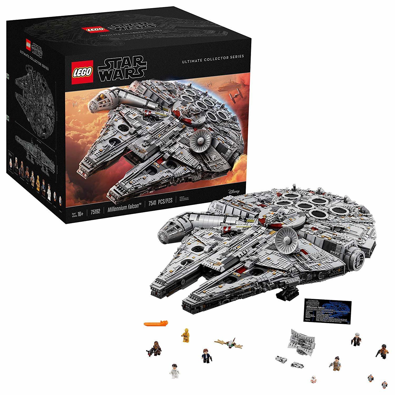 LEGO Star Wars: Ultimate Collector Series Millennium Falcon (75192)