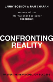 Confronting Reality by Larry Bossidy image