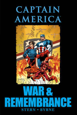Captain America: War & Remembrance by Roger Stern image