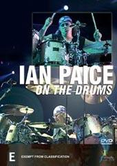 Ian Paice - On The Drums on DVD