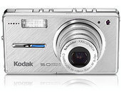 Kodak V530 5Mp Silver Digital Camera