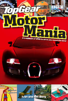 """Top Gear"", Motor Mania by Ivan Berg image"