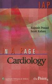 In A Page Cardiology by Rajnish Prasad image