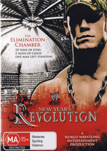 WWE - New Year's Revolution 2006 on DVD