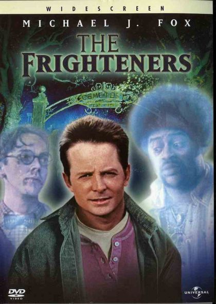 The Frighteners on DVD image