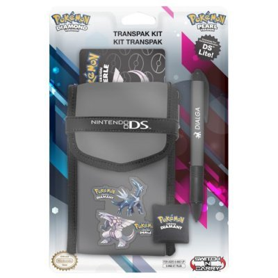 Pokemon Diamond & Pearl Transpak Kit for Nintendo DS