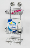 L.T. Williams - Chrome Adjustable 3 Tier Shower Caddy