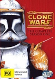 Star Wars: The Clone Wars: The Complete Season 1 (4 Discs) DVD