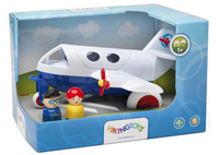 Viking Toys - Airline with 2 Figures Gift Box