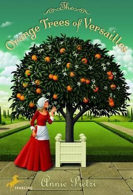 Orange Trees of Versailles by Annie Pietri