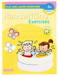 Gillian Miles - A4 Play & Learn - Handwriting: Book 1
