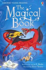 The Magical Book by Lesley Sims