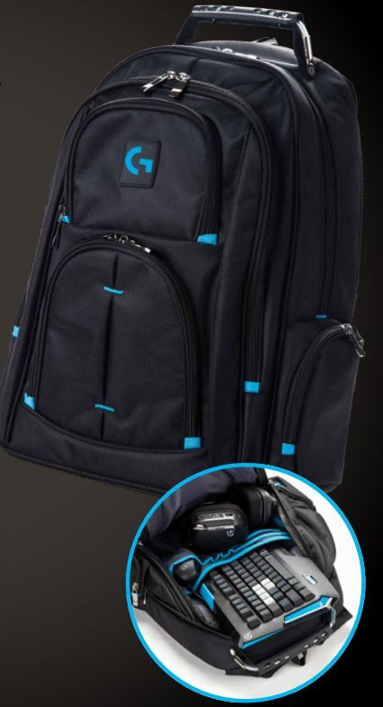 adc7c3df924 Logitech G Gaming Backpack | | Buy Now | at Mighty Ape NZ