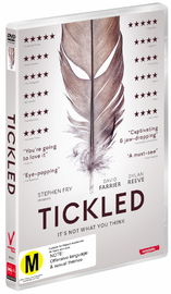 Tickled on DVD