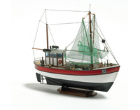 Billing Boats Rainbow Cutter 1/60 Model Kit