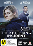 The Kettering Incident DVD